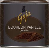 Goja Gewürze Bourbon Vanille gemahlen
