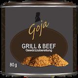 Goja Gewürze Grill & Beef Gewürzzubereitung