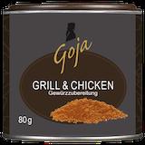 Goja Gewürze Grill & Chicken Gewürzzubereitung