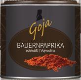 Goja Gewürze Bauernpaprika edelsüß Vojvodina