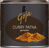 Goja Gewürze Curry Patna gemahlen