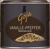 Goja Gewürze Vanille-Pfeffer Meersalz grob